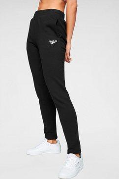 reebok classic joggingbroek zwart