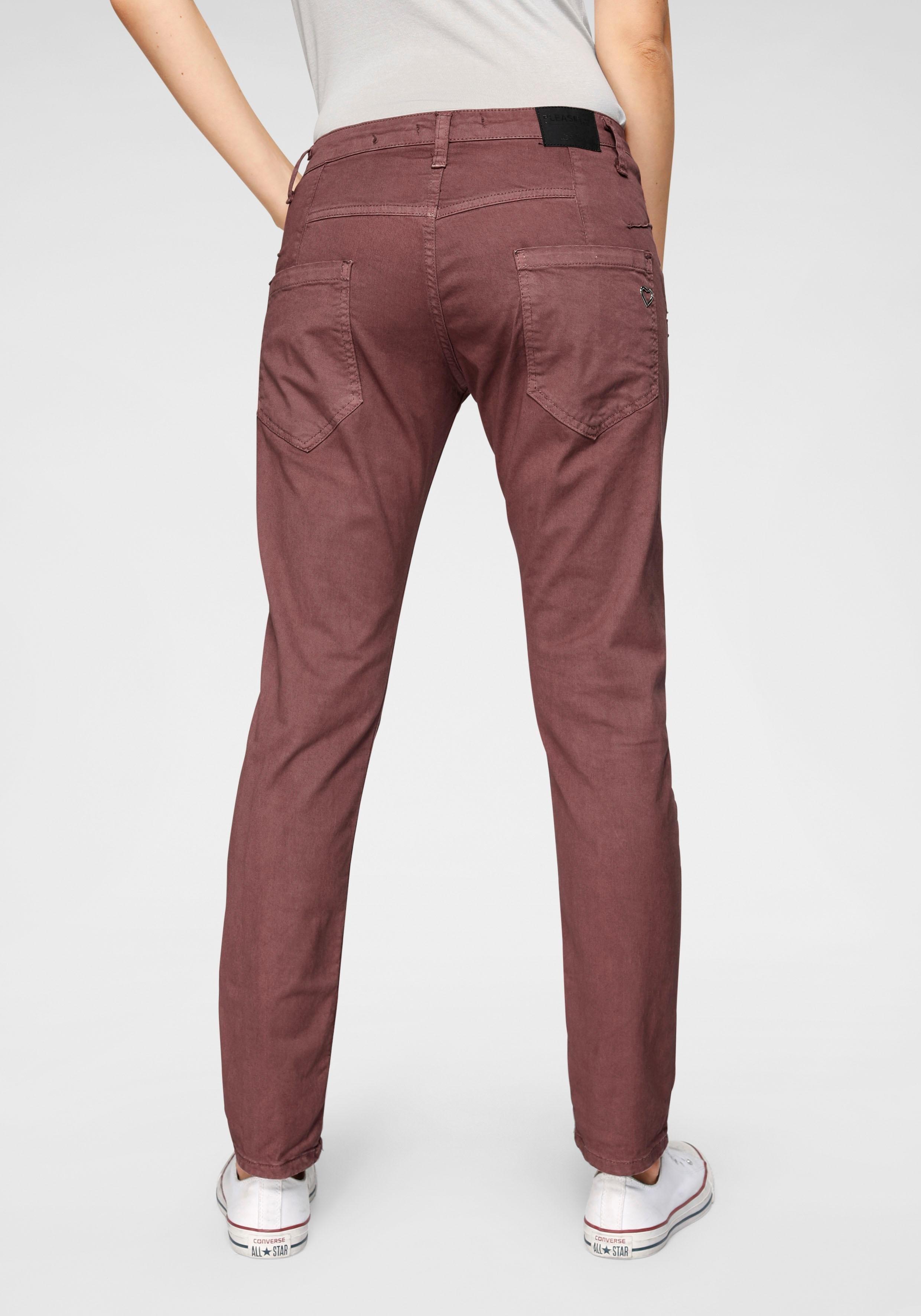 Please Jeans boyfriend jeans »P85A« veilig op otto.nl kopen