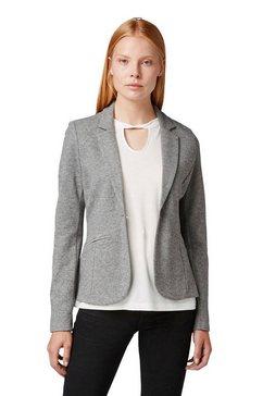 tom tailor sweatblazer grijs