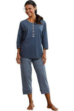 classic inspirationen pyjama blauw