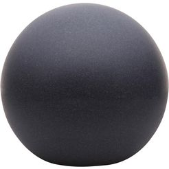 8 seasons design tuinlamp »shining globe ø 40 cm«, zwart