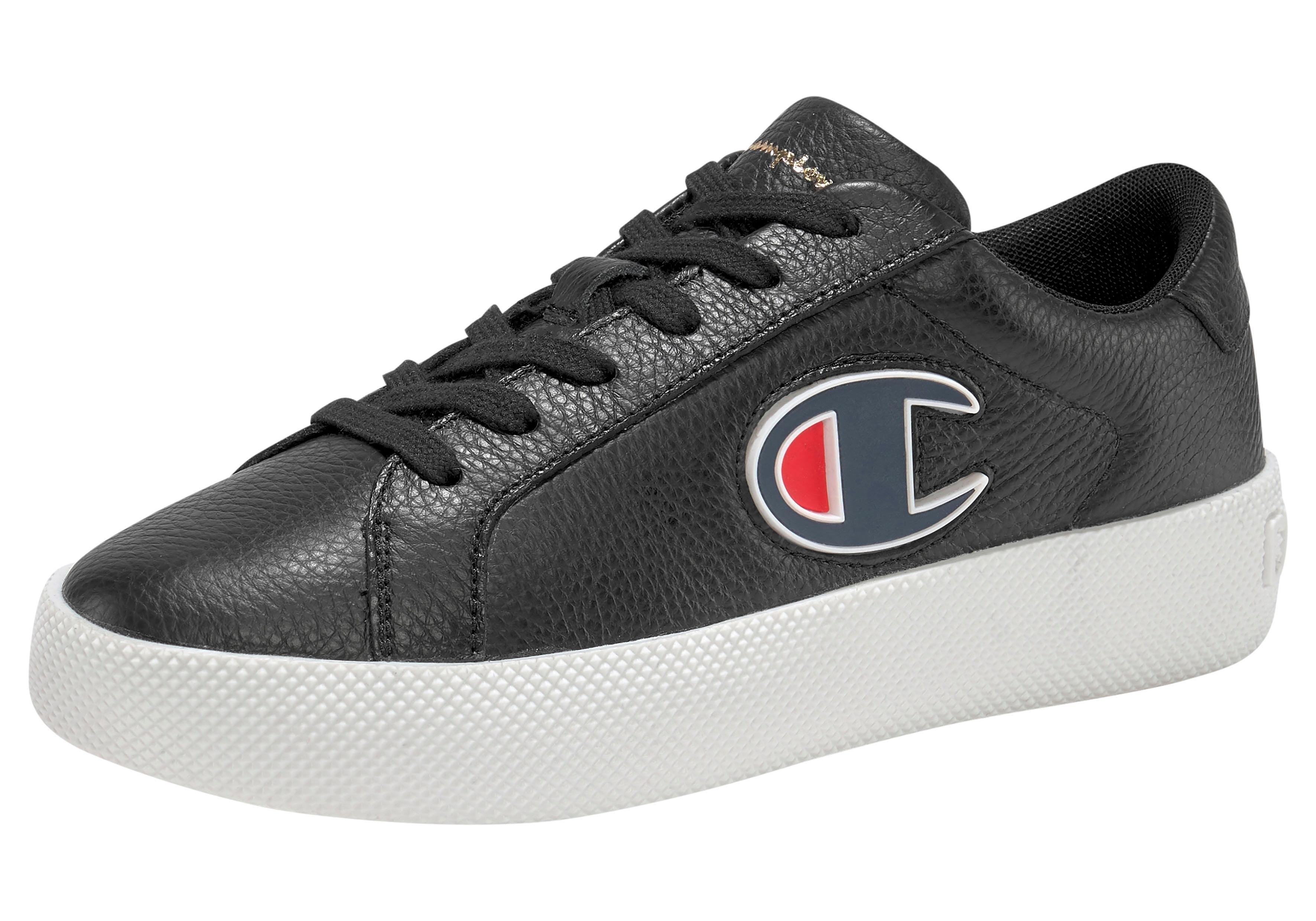 Champion plateausneakers »ERA Leather« online kopen op otto.nl
