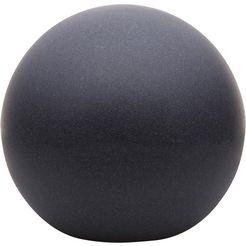 8 seasons design tuinlamp »shining globe ø 30 cm«, zwart