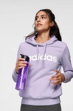 adidas hoodie paars