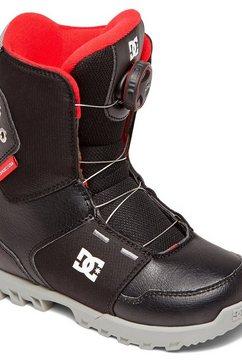 dc shoes - youth scout - boa snowboardlaarzen voor jongens zwart