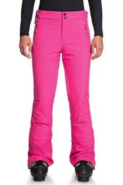 roxy snowboardbroek »montana« roze
