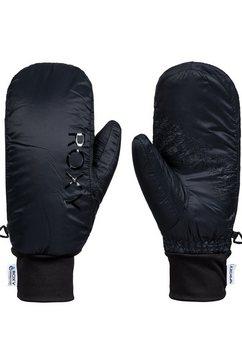 roxy snowboardhandschoenen »roxy packable hydrosmart« zwart