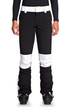 roxy snowboardbroek »creek mountain« zwart