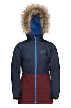 jack wolfskin winterjack »bandai jacket kids« blauw