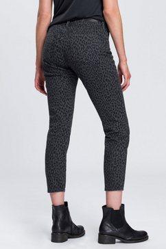 opus 5-pocket jeans »elma« grijs