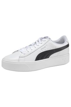 puma sneakers »puma vikky stacked l« wit