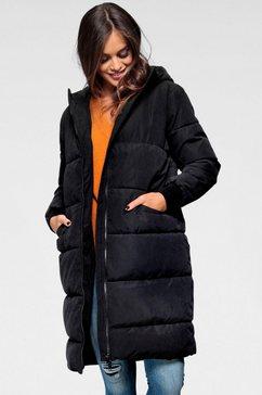 jacqueline de yong gewatteerde jas »noble« zwart
