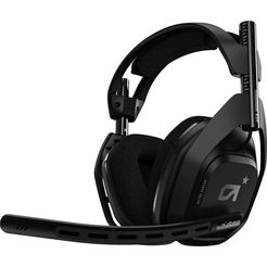 astro »a50 gen4 ps4« gaming-headset zwart
