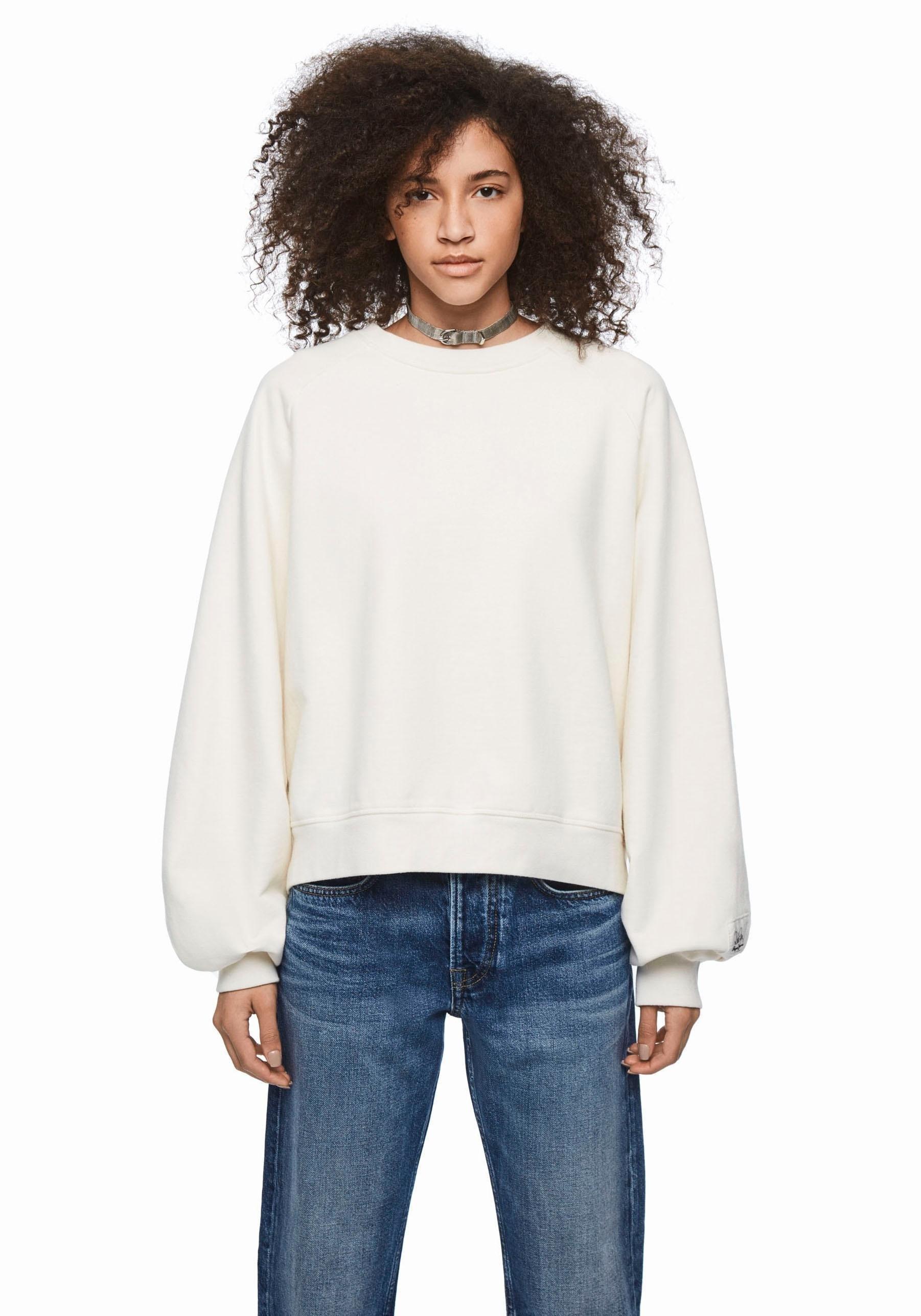 Pepe Jeans sweatshirt »LIDIA DUA LIPA X PEPE JEANS« bestellen: 14 dagen bedenktijd