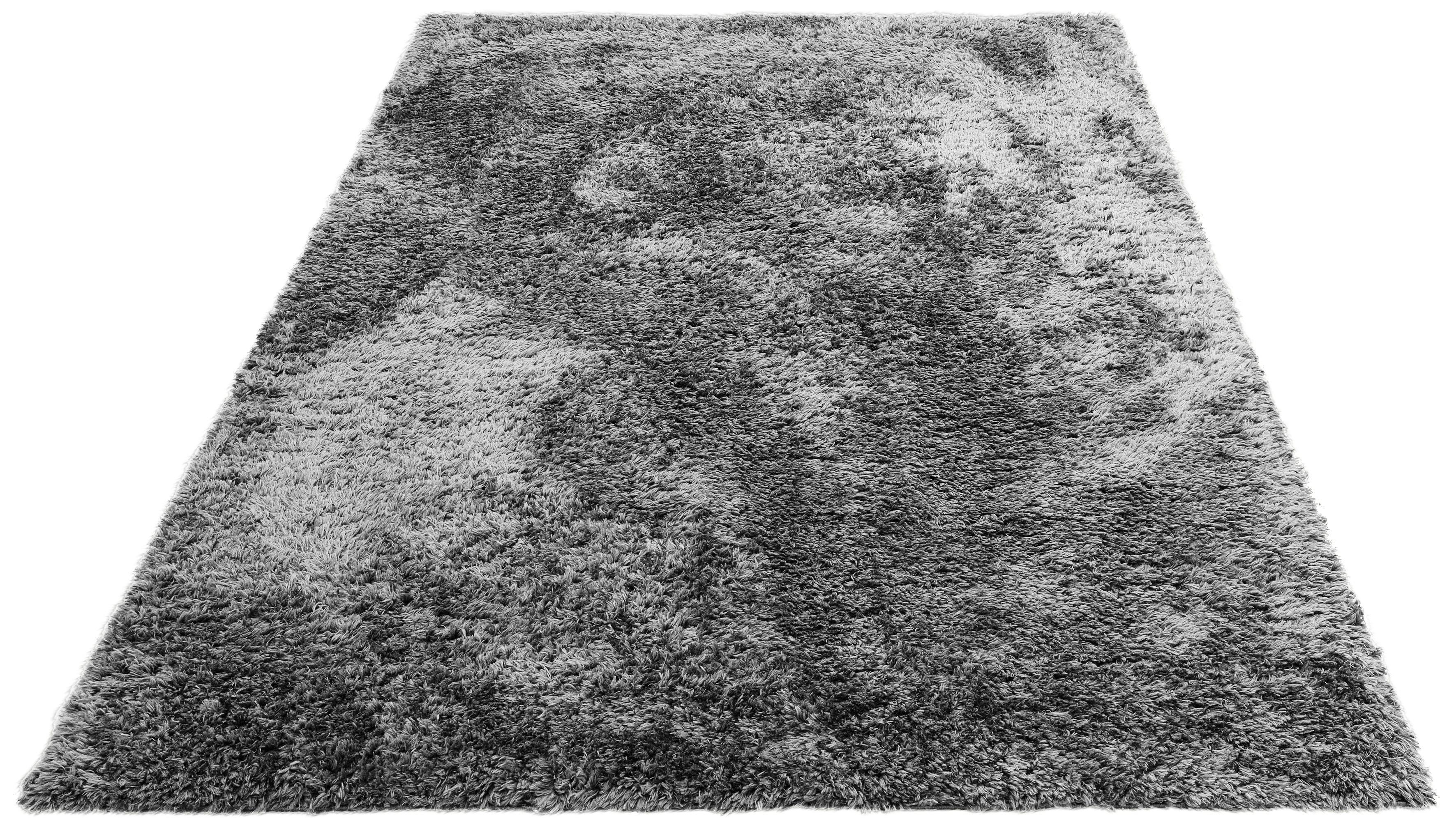 My Home Hoogpolig vloerkleed, »Boldo«, rechthoekig, hoogte 50 mm, machinaal geweven veilig op otto.nl kopen