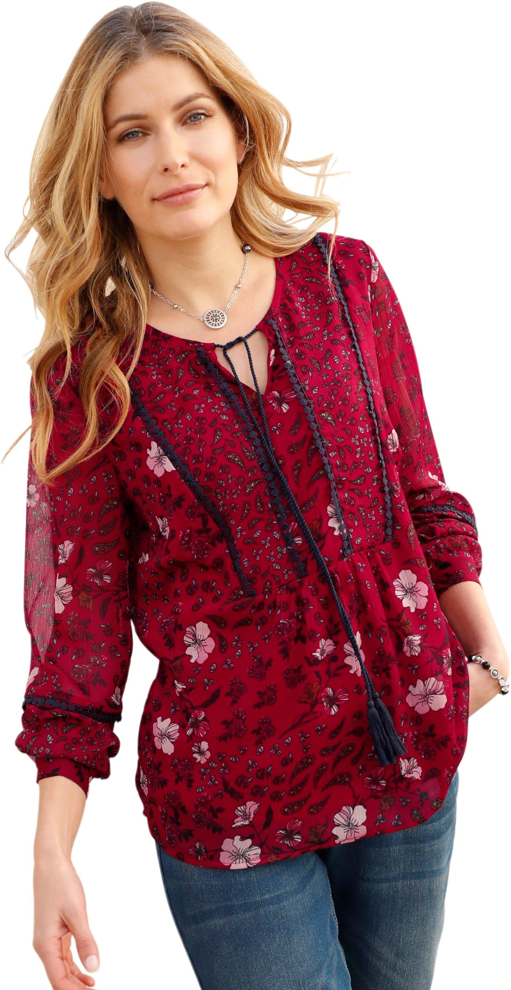 Classic Inspirationen blouse in motievenmix online kopen op otto.nl