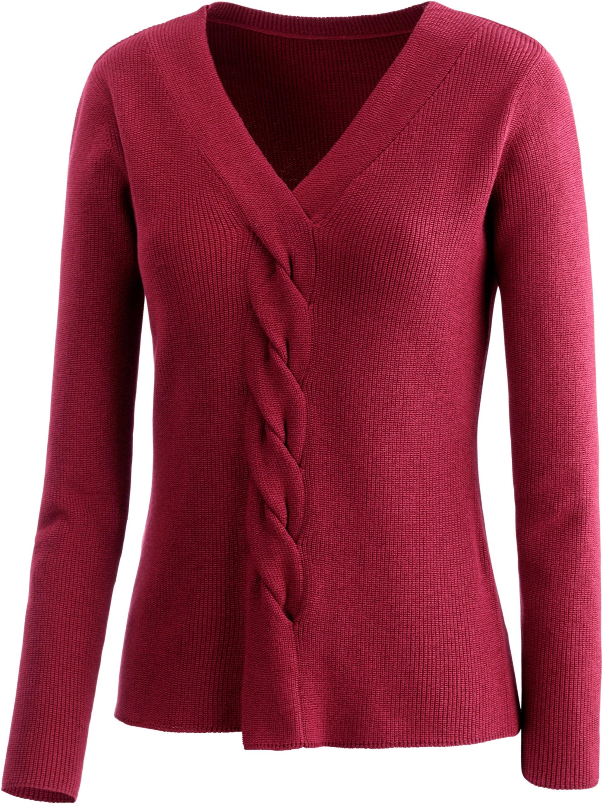 Classic Inspirationen trui met expressief kabelbreimotief nu online kopen bij OTTO