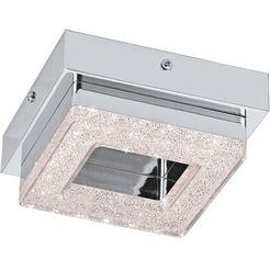 eglo plafondlamp »fradelo«, zilver