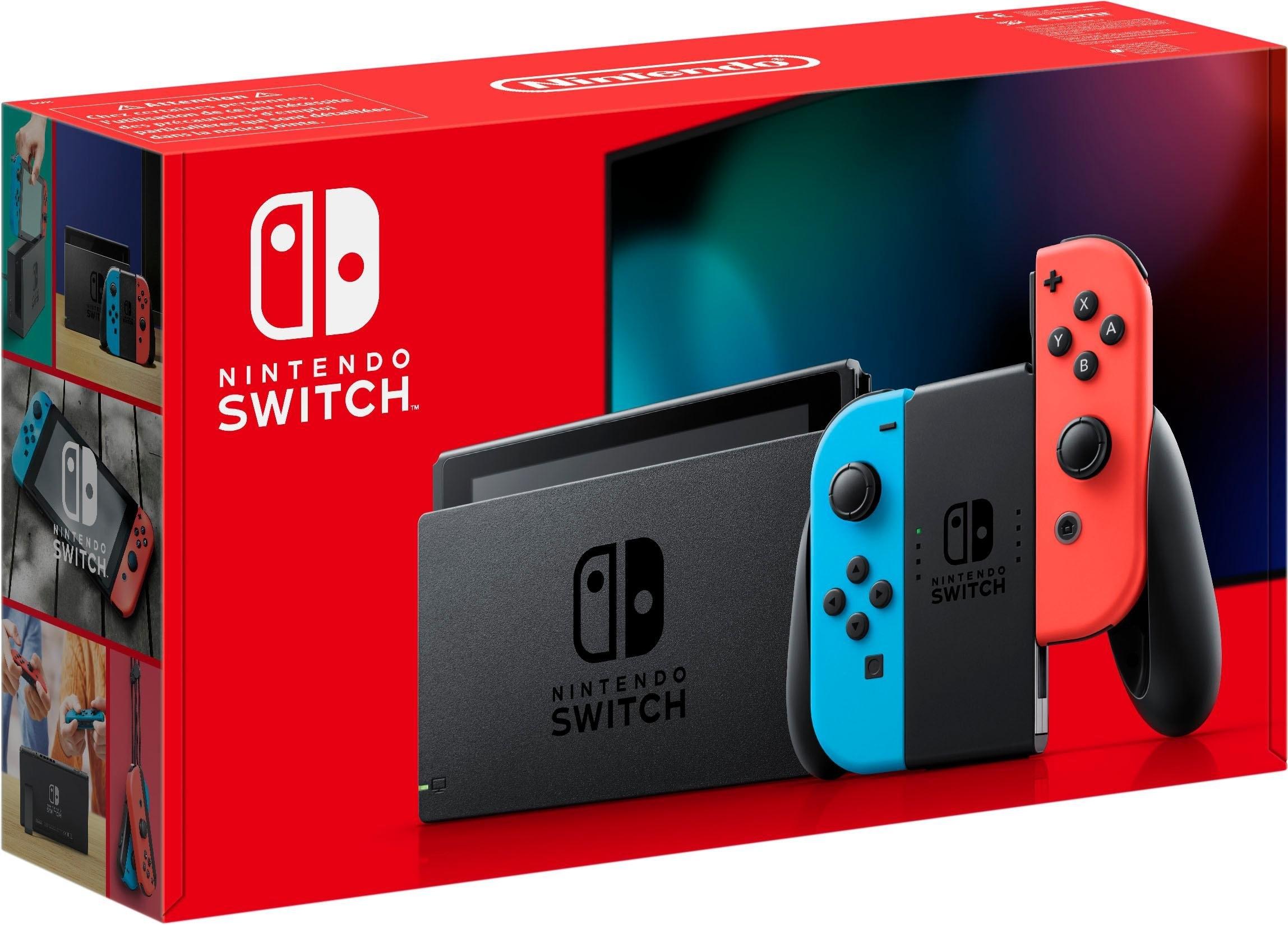 NINTENDO Switch 2019 - nieuw model bestellen: 30 dagen bedenktijd