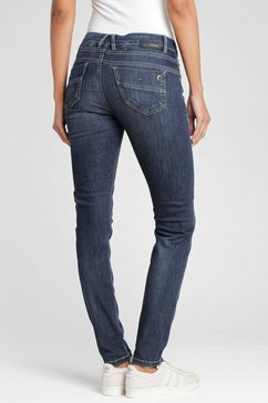 gang slim fit jeans »gioia« blauw