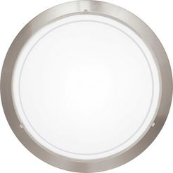 eglo plafondlamp »planet 1«, zilver