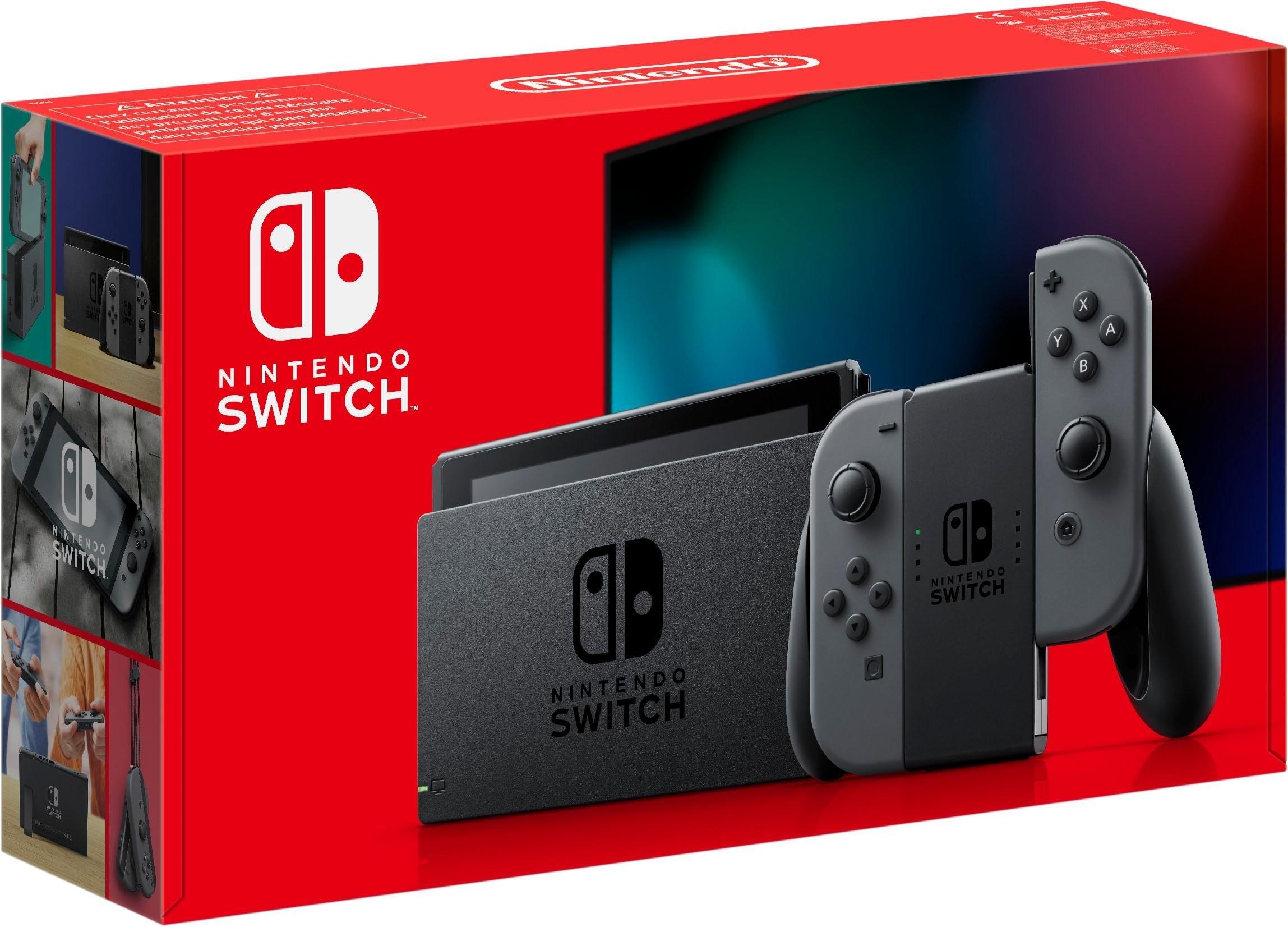 Nintendo Switch 2019 - Nieuw model - verschillende betaalmethodes