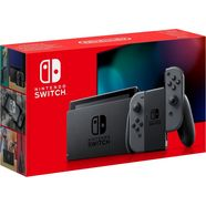 nintendo switch console grijs