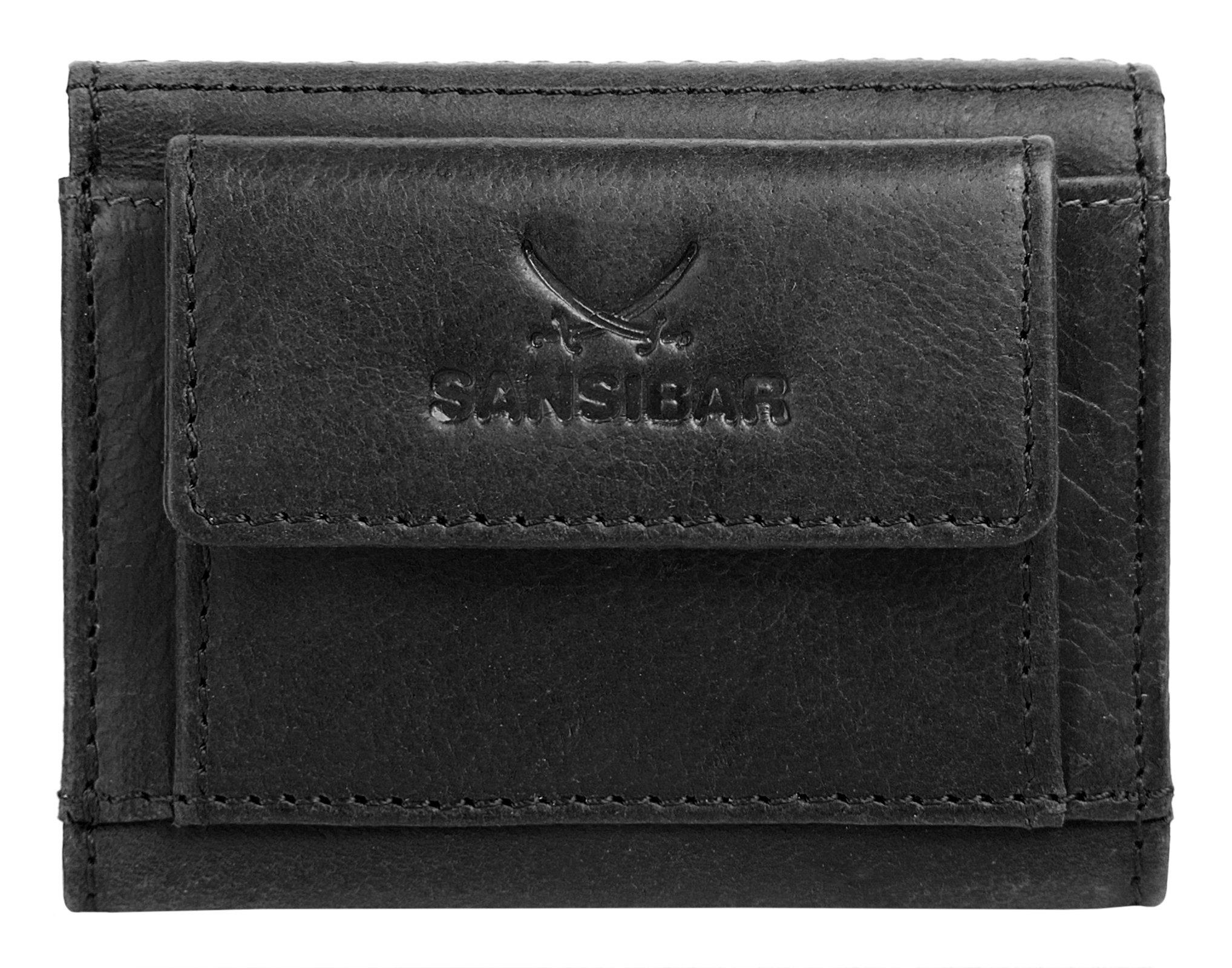 Sansibar portemonnee - verschillende betaalmethodes