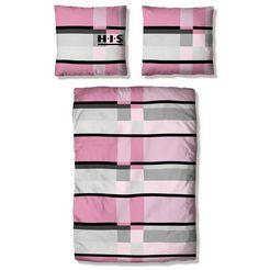 h.i.s overtrekset »max«, h.i.s roze