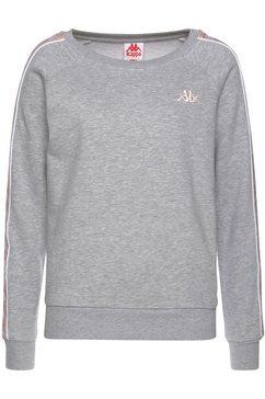 kappa sweatshirt grijs