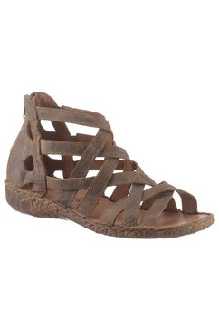 josef seibel romeinse sandalen »rosalie« bruin