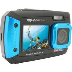 aquapix »aquapix w1400« outdoorcamera blauw