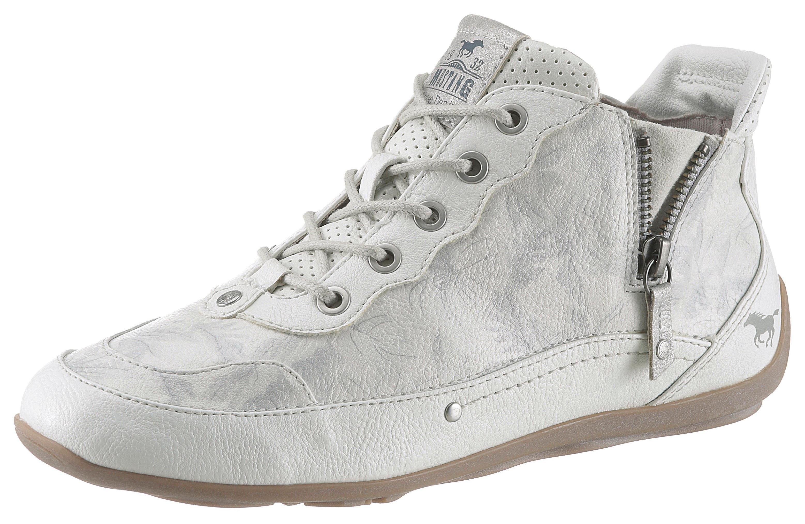 Mustang Shoes hoge veterschoenen bij OTTO online kopen