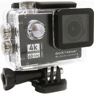 goxtreme camcorder black hawk 4k + ultra hd zwart