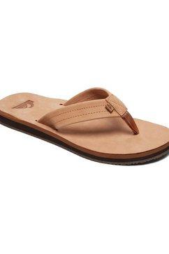 quiksilver sandalen »erreka« beige