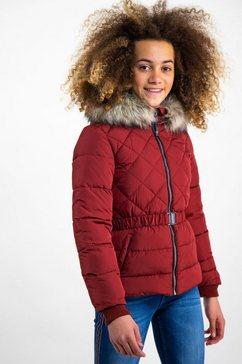 garcia gewatteerde jas rood