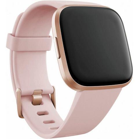 FitBit Versa 2 Smartwatch Uni Crème