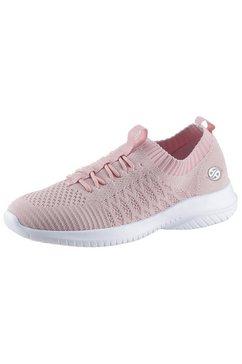 dockers by gerli slip-on sneakers roze