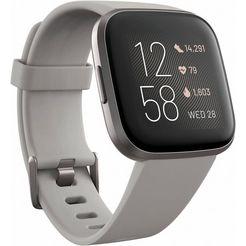 fitbit smartwatch versa 2 grijs