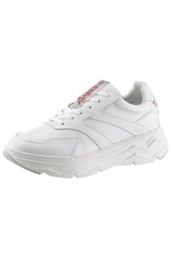 s.oliver plateausneakers wit
