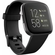 fitbit versa 2 smartwatch zwart