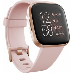 fitbit smartwatch versa 2 roze