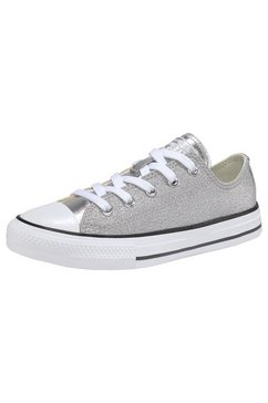 converse sneakers »kinder chuck taylor all star-ox« zilver