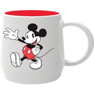 beker mickey mouse mok (355 ml) wit