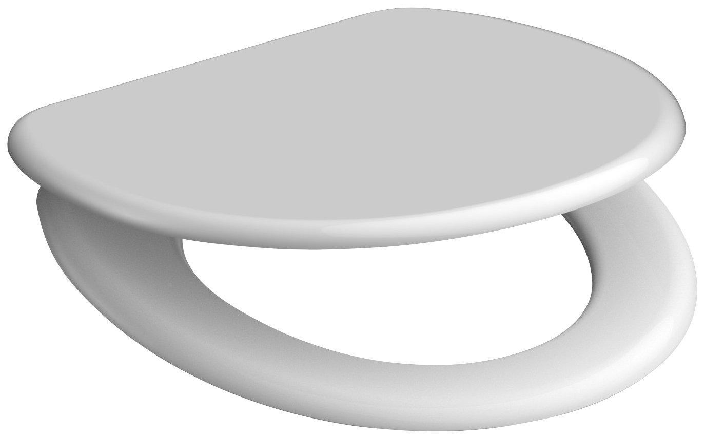 Schütte toiletzitting wit, met soft-closemechanisme nu online bestellen