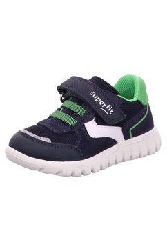 superfit sneakers »sport7 mini wms weiten-messsystem: mittel« blauw