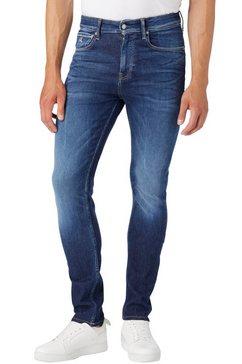 calvin klein skinny fit jeans skinny blauw