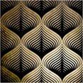 leonique artprint op acrylglas pik goud