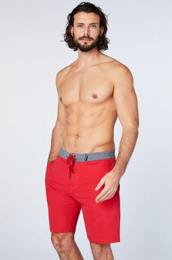 chiemsee sweatshort rood