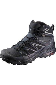 salomon wandelschoenen »x ultra 3 mid gore-tex« zwart
